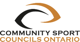 Community Sports Councils of Ontario logo